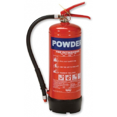 ABC 6kg Fire Extinguisher ISI - SAFETECH