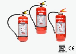 Water Co2 9 Ltr. (Stored pressure type) Fire Extinguisher -SAFETECH