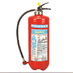 DCP 6kg Fire Extinguisher-ISI-SAFEX