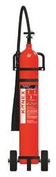 CO2 6.5 Kg Fire Extinguisher -KANEX